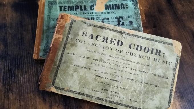 George Kingsley's Templi Carmina and The Sacred Choir